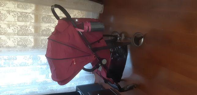 Wózek spacerowy Espiro Nano