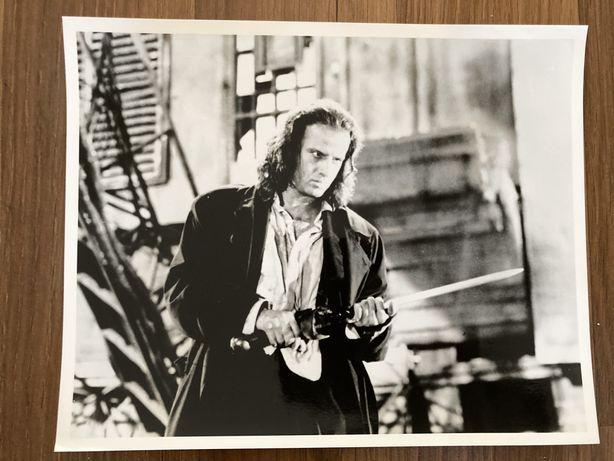 "Christopher Lambert - ""Highlander"" zdjecie / kadr filmowy"