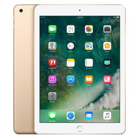 iCloud Планшет Apple iPad 5 Wi-Fi 32 Gb Gold MPGT2 A1822 2017 2 ЦИКЛА