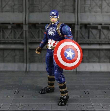 Фигурка Капитана Америки, Мстители, Классический Капитан Америка