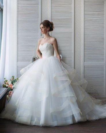 Дизайнерское платье для СТИЛЬНОЙ принцессы!!!