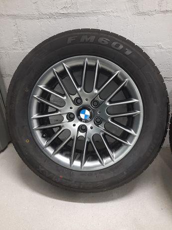 BMW 5 E39 styling 82 16 cali chrome shadow zamiana na bbs rs744 745