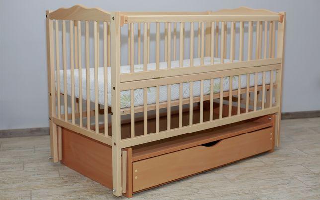 Детская кроватка. Кроватка для новорожденных. Новая. Доставка