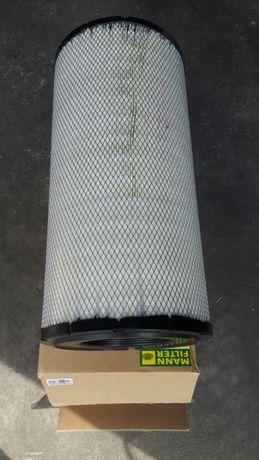 Filtr Powietrza New Holland TC CX 840.724.31 Oryginał Mann Filter