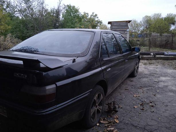 Пежо-605. Год выпуска 1990