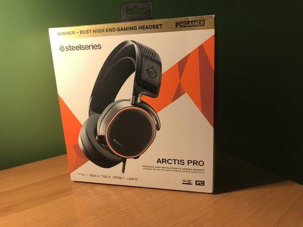 Sluchawki Steelseries Arctis Pro