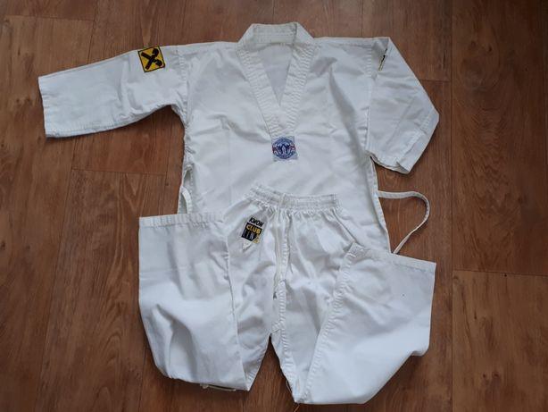 кимоно добок для таэквондо  120-130-140 см