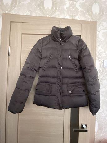 Куртка - пуховик девочке - подростку или хрупкой девушке