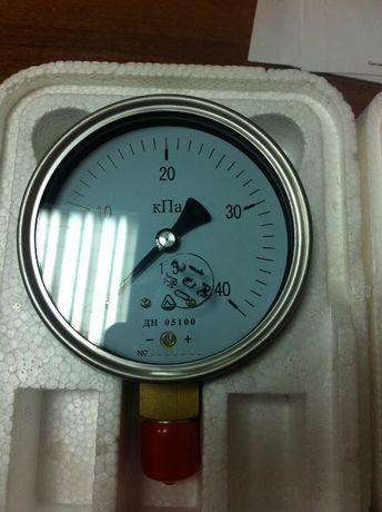Напоромер ДН 05100 (40,0 кПа)