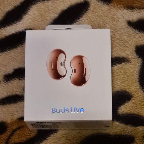 Nowe słuchawki Samsung Galaxy Buds Live