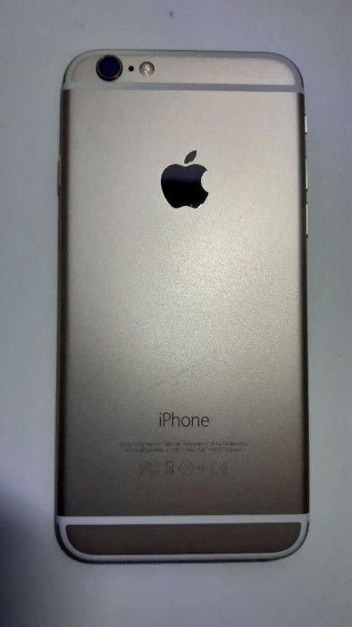 Iphone 6 32Gb gold Двуреченское - изображение 1