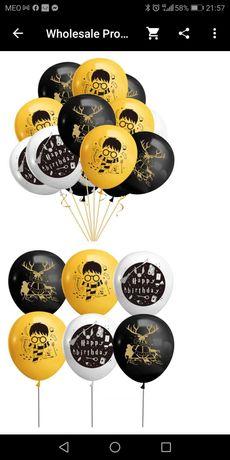 Harry Potter balões de aniversário