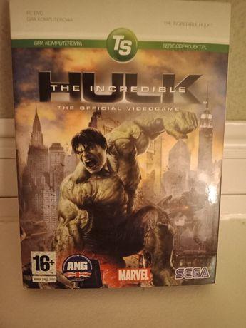 "Gra "" Hulk-The Incredible"""
