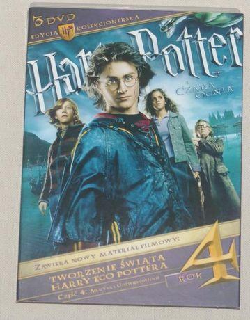 """Harry Potter i Czara Ognia "" 3 DVD Edycja kolekcjonerska"