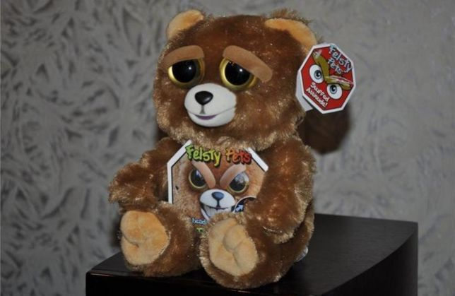 Игрушку Feisty Pets - Expressions Sly Bear