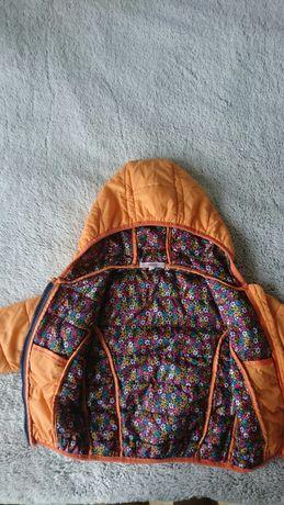 kurtka dla dziewczynek
