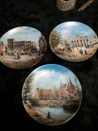 Тарелки настенные коллекционные