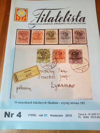 Filatelista.nr.04/2010.