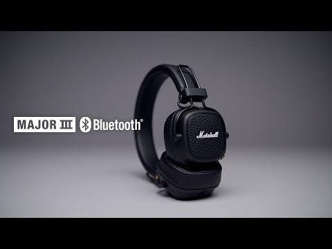Marshall Major 3 Bluetooth Оригінал