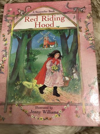 Książka po angielsku czerwony kapturek