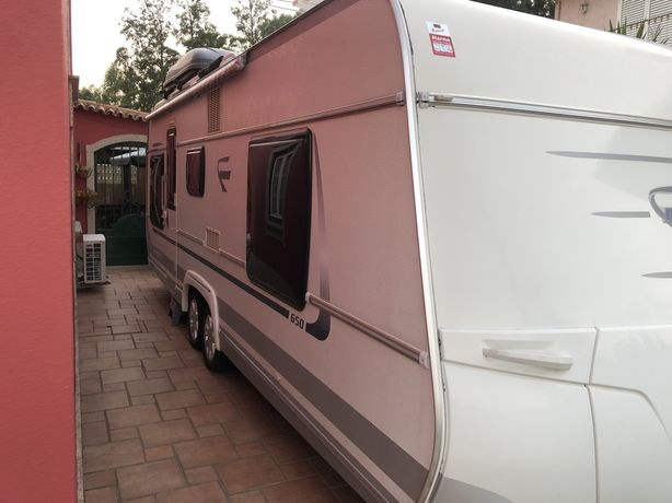 Caravana Fendt 650