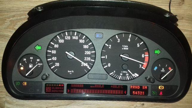 Naprawa pixeli licznik wyświetlacz radia bmw e38 e39 e53 Range Rover