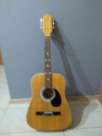 Gitara klasyczna z pokrowcem