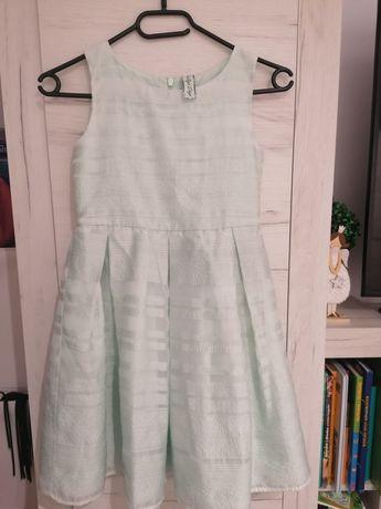 Sukienka wizytowa rozmiar 140