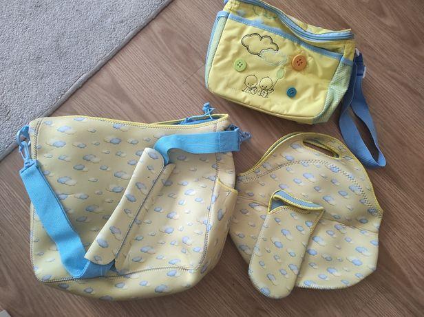 Lancheiras/mochila criança