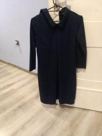 Nowa sukienka Top Secret. Granat. Może służyć jako ciążowa.