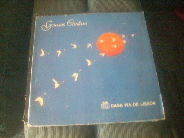 Coro Da Casa Pia De Lisboa – Gansos Cantam,Bom estado.Raro.