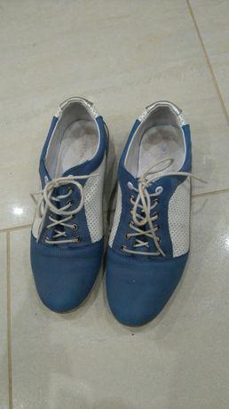 Buty skórzane roz 36 damskie