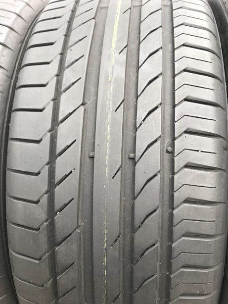 235/55 R19 CONTINENTAL SPORTCONTACT 5 (6,51mm) ЛІТО 225/245/40/45/50