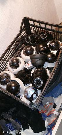Kamery kamera przemysłowe obrotowe zestaw kamer