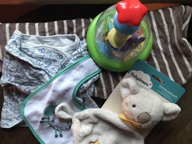 Oddam rzeczy dla niemowlaka