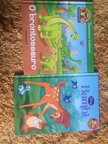 Livros infantis (2 historias)