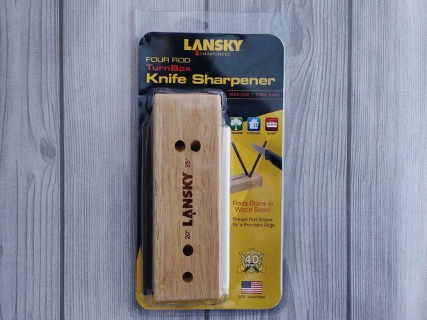 Точилка для ножей Lansky Deluxe Sportsmans Sharpener LCD5D