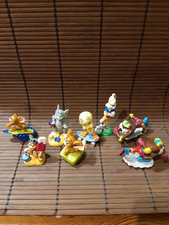 Figurki zestaw, mini kolekcja animki