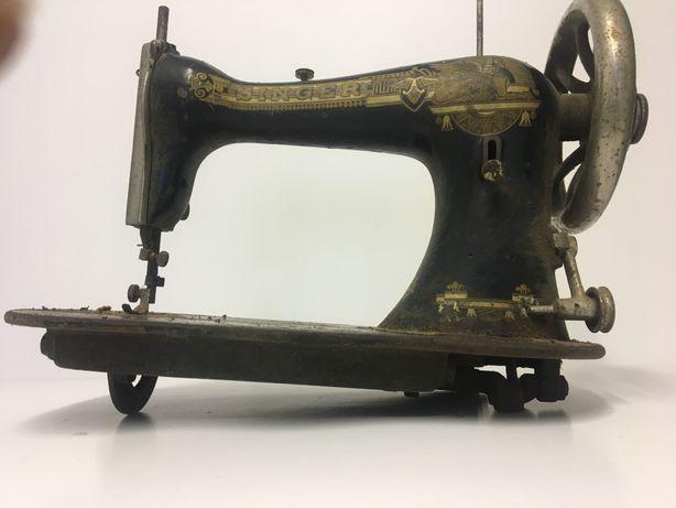 Máquina costura vintage