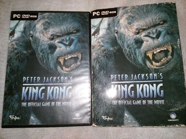 Peter Jackson's King Kong: The Official Game Of The Movie (PC DVD-ROM)