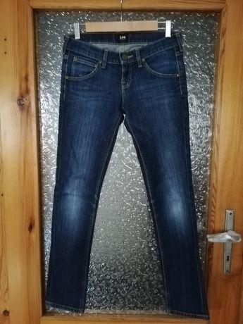 Spodnie LEE jeansowe (W27 L31)