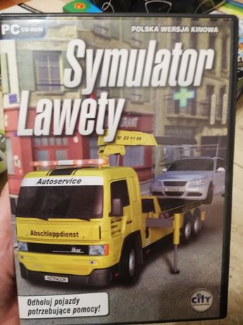 Gra na komputer symulator lawety