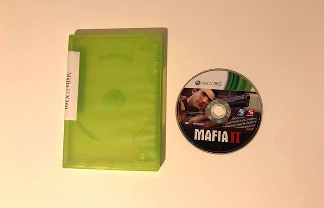 Gra mafia 2 xbox one/360