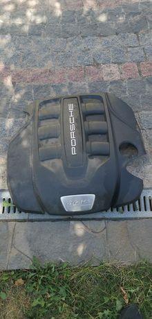 Cayenne 958 крышка двигателя 3.0 diesel
