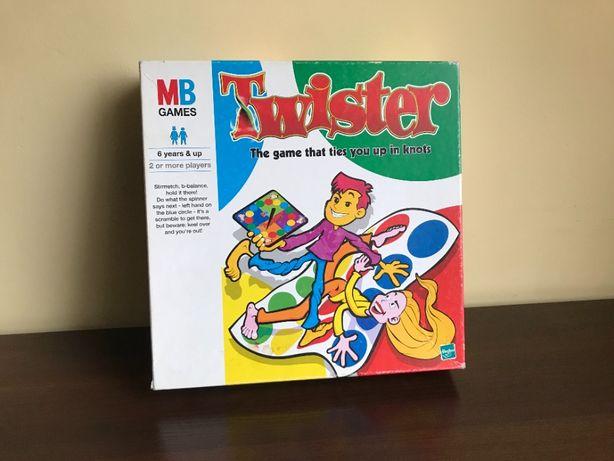 MB Games Twister gra planszowa towarzyska