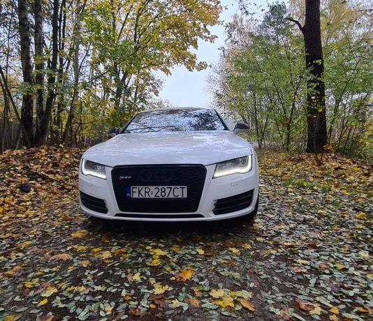 Audi a7 3.0 tdi aktywny wydech