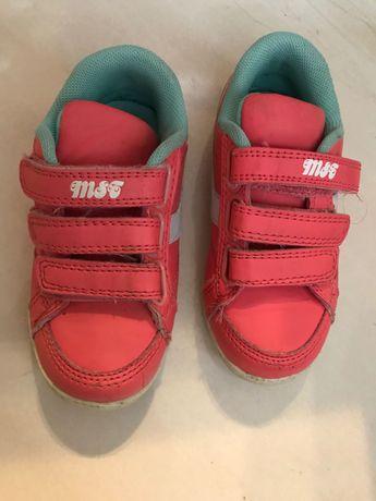 Buty sportowe adidasy dla dziewczynki rozmiar 25