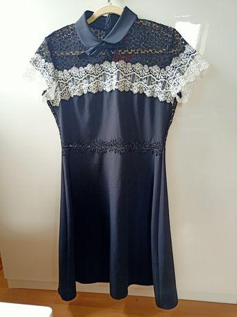 Sukienka czarna Tiffi