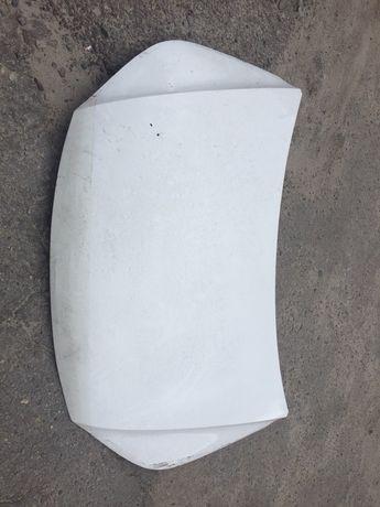 Продам оригинальный капот и решетку радиатора на тигуан 2012 г европа
