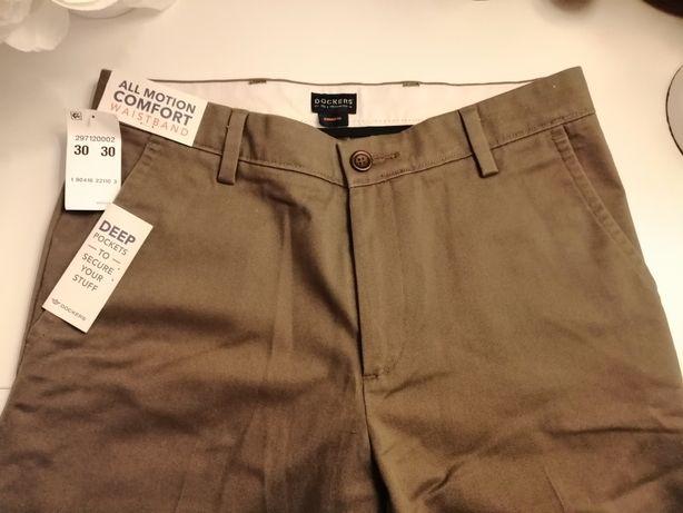 Spodnie chinosy  Dockers